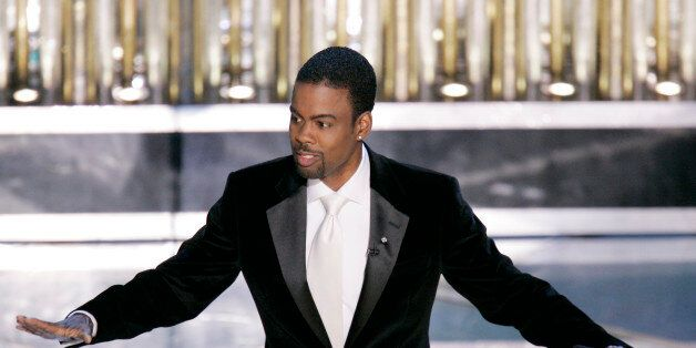 **EMBARGOED AT THE REQUEST OF THE MOTION PICTURE ACADEMY FOR USE UPON CONCLUSION OF THE ACADEMY AWARDS TELECAST** Oscar Host