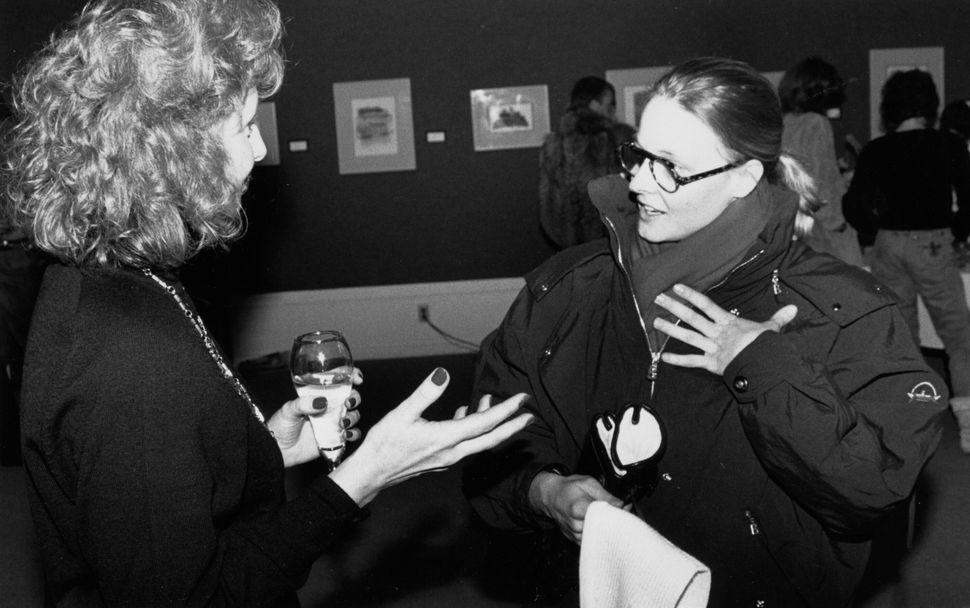 1989: Jodie Foster, Sundance juror.