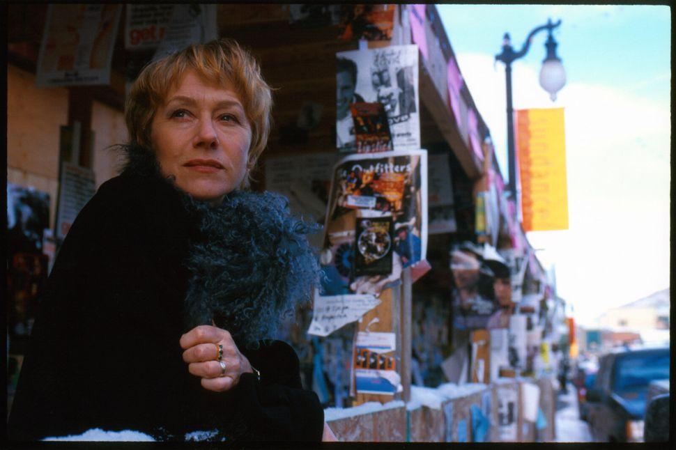 1999: Helen Mirren