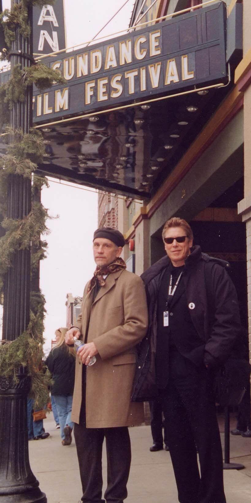 2002: John Malkovich
