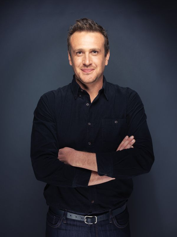 """""""The End of the Tour"""" star Jason Segel."""