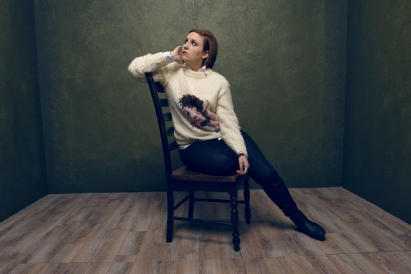 """It's Me, Hilary: The Man Who Drew Eloise"" executive producer Lena Dunham."