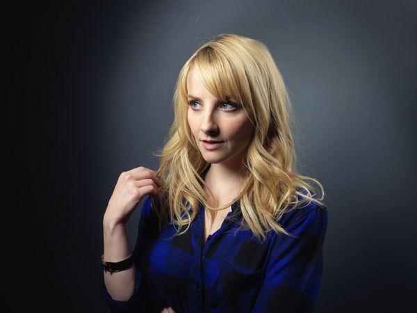 """""""The Bronze"""" star Melissa Rauch."""