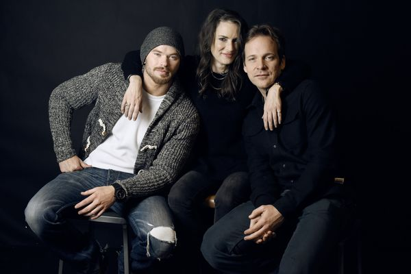 """Experimenter"" stars Kellan Lutz, Winona Ryder, Peter Sarsgaard."
