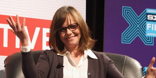AUSTIN, TX - MARCH 15:  Actress Sally Field speaks at 'A Conversation With Sally Field' during the 2015 SXSW Music, Film + In