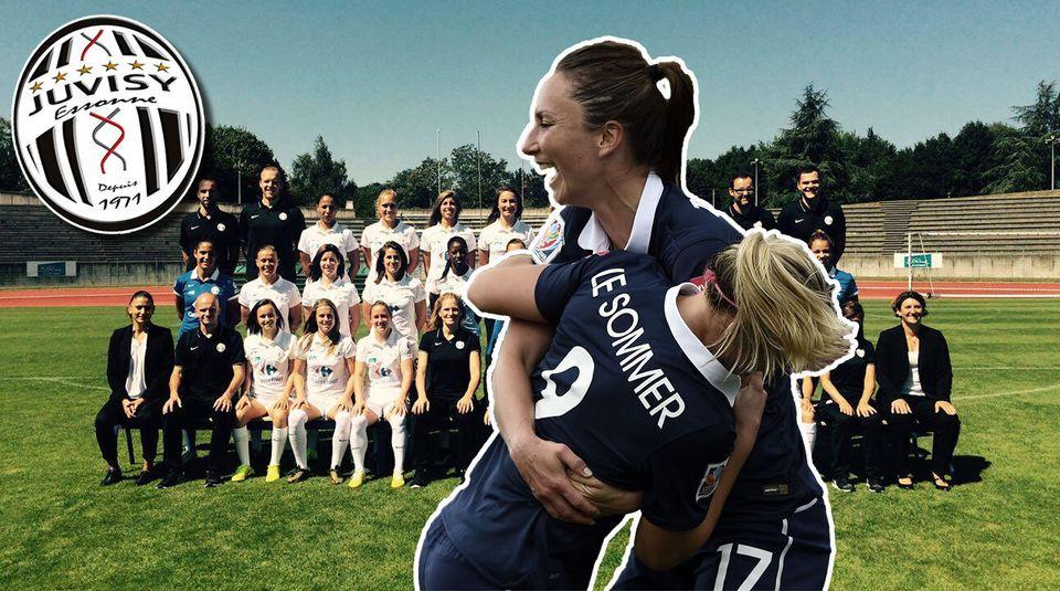 Cadre du Paris FC et de l'équipe de France, Gaëtane Thiney est une personnalité singulière dans le paysage du football pratiqué par les femmes.