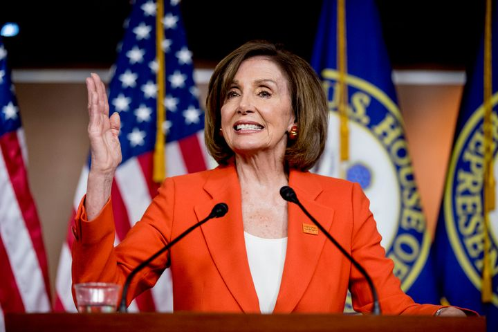 House Speaker Nancy Pelosi (D-Calif.) hasn't shown much appetite for impeaching President Donald Trump.