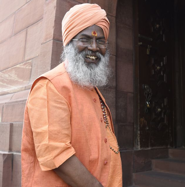 Sakshi Maharaj Met Unnao Rape Accused MLA In Jail To 'Thank' Him After Election