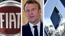 Macron fa saltare le nozze fra Fca e