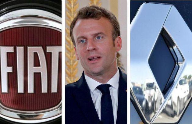 Macron fa saltare le nozze Fca/Renault. Parigi rivendica il patriottismo