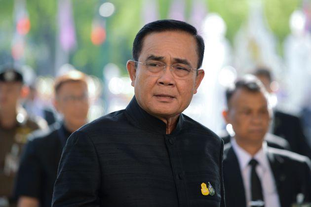 쁘라윳 태국 총리가 재집권에