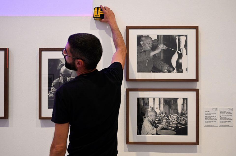 Βαρκελώνη: Η ζωή του Πικάσο σε σπάνιες