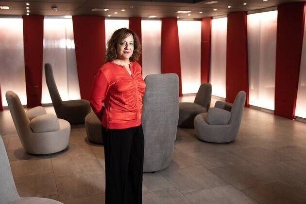 Iratxe García, candidata a presidir el grupo de los Socialistas europeos en la