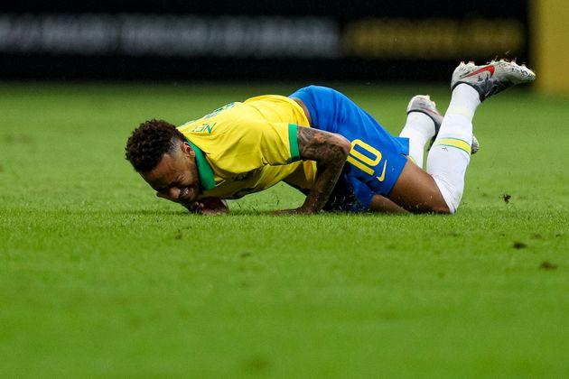 Neymar no jugará la Copa