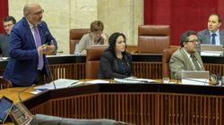 Vox registra su enmienda a la totalidad del presupuesto andaluz de PP y