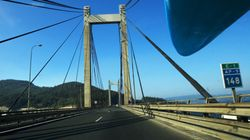 El segundo mejor puente del mundo está en