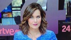 Esta presentadora de TVE denuncia en Twitter que alguien le robó un ordenador en el