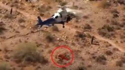 Elicottero salva escursionista ferita. Ma il peggio per la 75enne è venuto