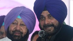 Sidhu Vs Amarinder: Congress High Command Is 'Not Getting Involved' In This Messy
