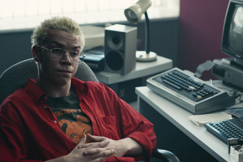 Will Porter in 'Bandersnatch' (credit: Netflix)