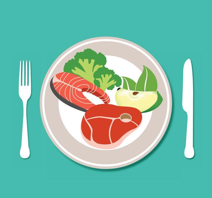 Proteínas são celebradas na dieta cetogênica.