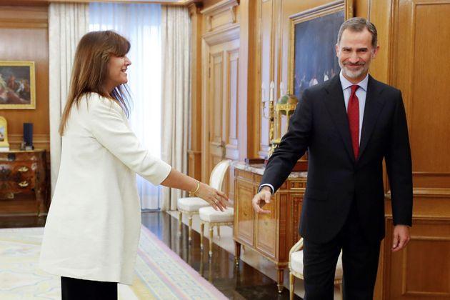 Borrás (JxCat), a Felipe VI: