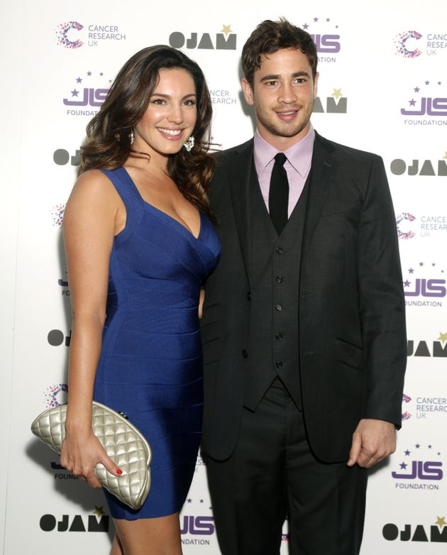 Kelly dated Danny Cipriani on-and-off between 2010 and