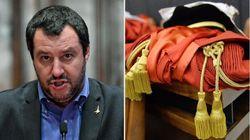 Giudici chiedono l'intervento del Csm dopo gli attacchi di Salvini: