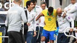 Por lesão no tornozelo, Neymar é cortado da Copa