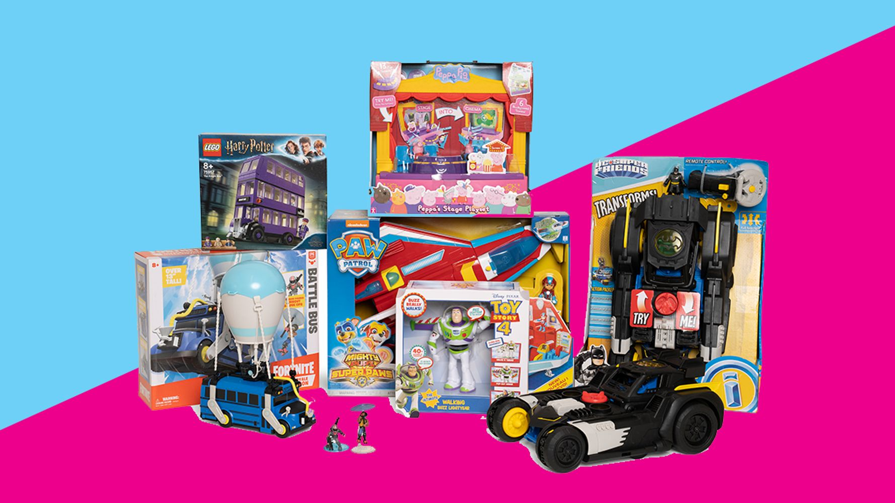 Top Toys 2019 Christmas.Top Toys 2019 Argos Reveals Its Predictions 200 Days