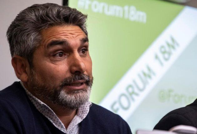 Juan José Cortés (PP) declara una pensión por incapacidad permanente y 16 euros en el