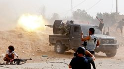 Libye : les troupes de du général Haftar attaquent