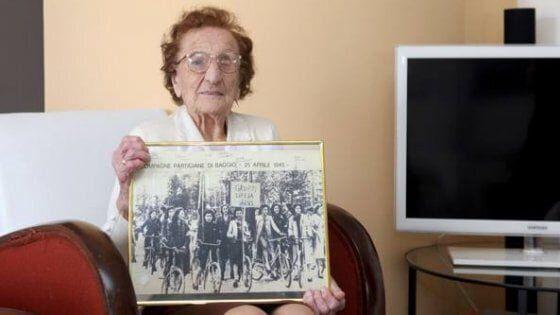 È morta a 108 anni la partigiana Emma Fighetti,