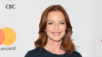 LOS ANGELES, CA - SEPTEMBER 09: Marcia Cross attends Hollywood Unites for the 5th Biennial Stand Up To Cancer (SU2C), A Program of The Entertainment Industry Foundation (EIF) at Walt Disney Concert Hall on September 9, 2016 in Los Angeles, California. (Photo by JB Lacroix/WireImage)