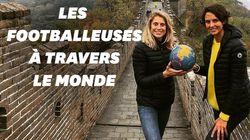 """""""Little Miss Soccer"""", le tour du monde des femmes qui font le"""