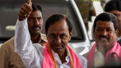 Congress Rapidly Unravelling As KCR Steals 12 MLAs in