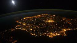 14 fotos de España vista desde el espacio que son