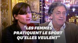 La ministre des Sports répond à Finkelkraut après ses propos sexistes sur le foot