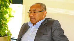 Le patron du football africain Ahmad Ahmad interpellé par les autorités françaises à