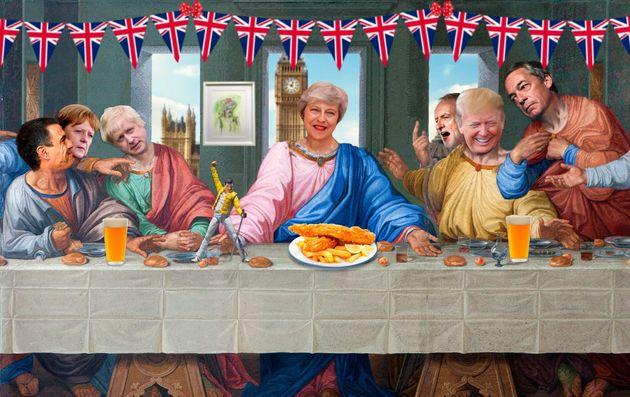 Theresa May se va: tanta paz lleve como descanso