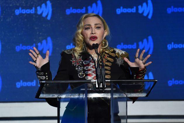 Madonna elle aussi victime d'Harvey Weinstein, qui a