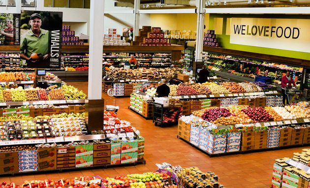 A Loblaws location on Queen's Quay in