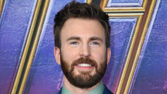 "US actor Chris Evans arrives for the World premiere of Marvel Studios' ""Avengers: Endgame"" at the Los Angeles Convention Center on April 22, 2019 in Los Angeles. (Photo by VALERIE MACON / AFP)        (Photo credit should read VALERIE MACON/AFP/Getty Images)"
