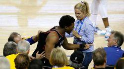 Warriors' Part-Owner Ejected From NBA Finals After Shoving Raptors' Kyle