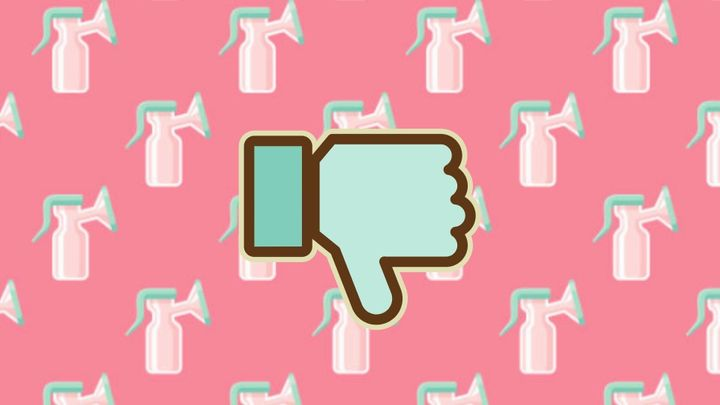 Women in Canada and around the world report that their Facebook posts selling breast pumps have been banned.