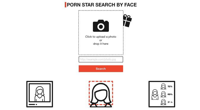 Screenshot from a reverse image search engine.
