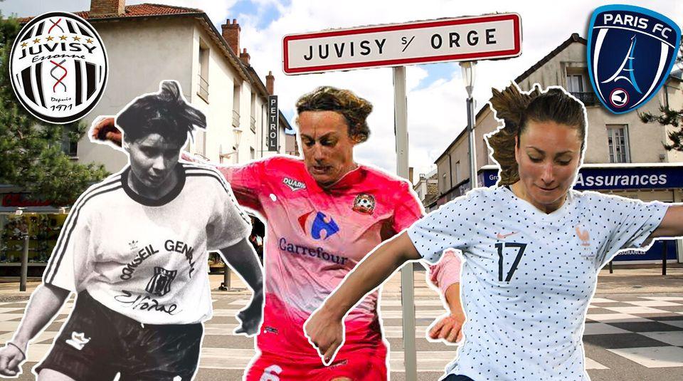 Depuis près de 50 ans, le club pionnier de Juvisy