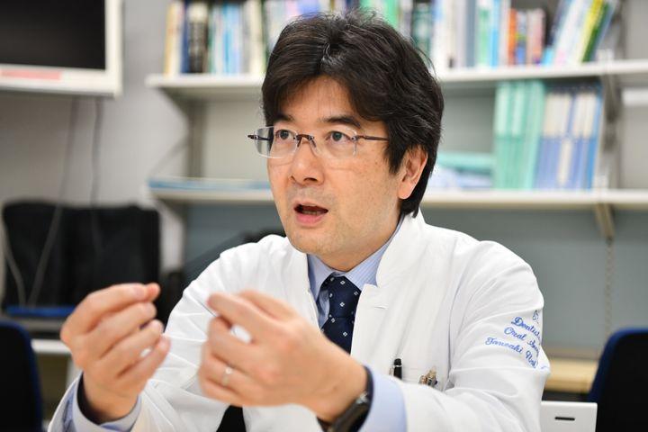 中川種昭(なかがわ・たねあき) 歯学博士。1985年に東京歯科大大学院を修了し、同大教授などをへて2002年から現職。口腔組織の再生や歯周病細菌、電動歯ブラシに関する研究に取り組む。