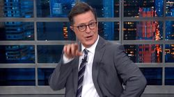 Colbert Reveals The Republican 'Drunken Hook-Up' Everyone Would Love To