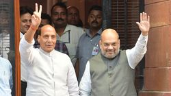 Govt First Leaves Out, Then Inducts Rajnath Singh Into 4 Key Cabinet